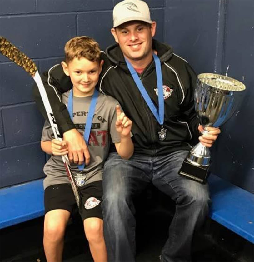 Kelowna Mortgage Brokers Courage for Connor